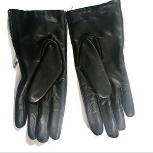 NEW Leather Gloves (Banana Republic)